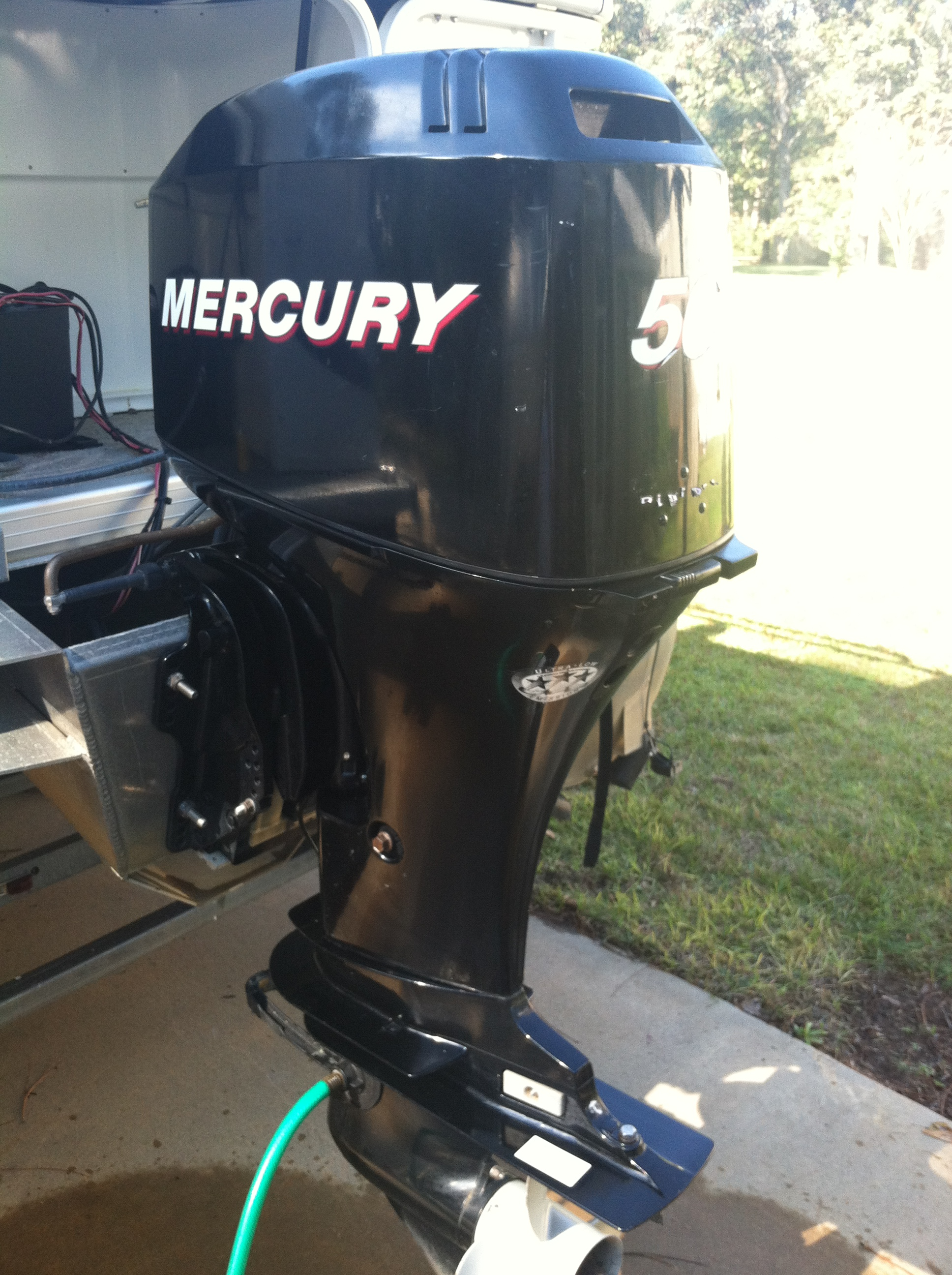 50HP Mercury